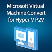 HyperV P2V logo