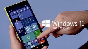 Windows 10 Phones Example